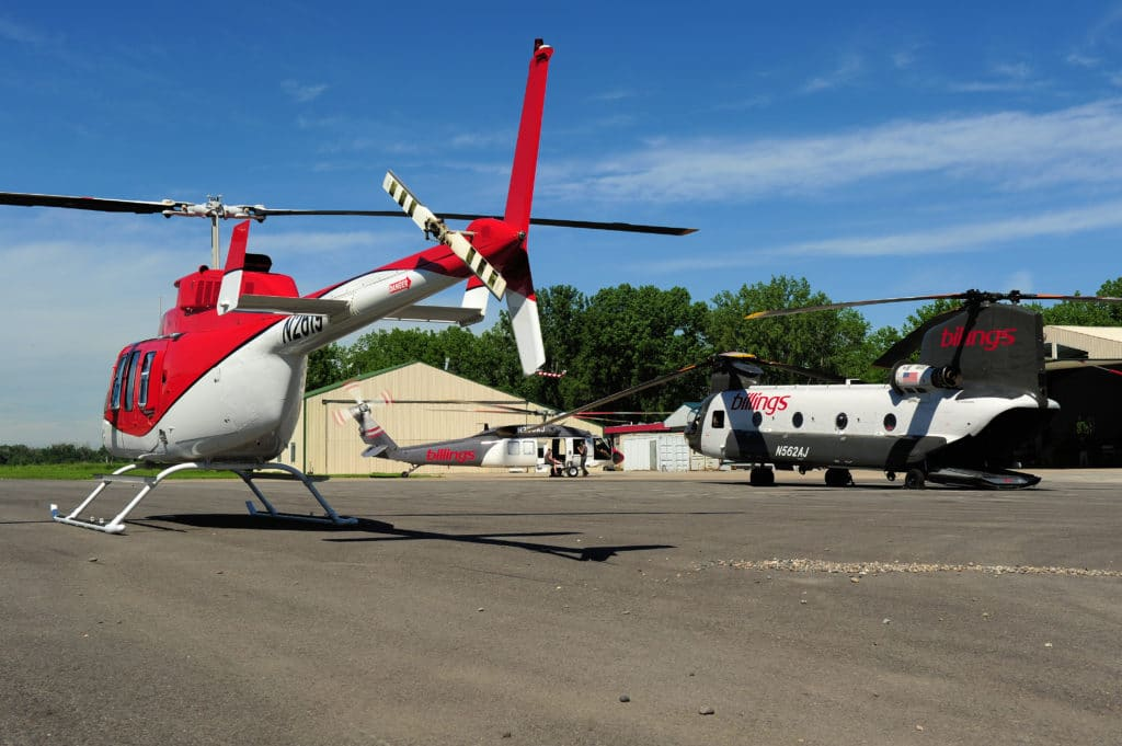 Cost comparison of heavy lift helicopters