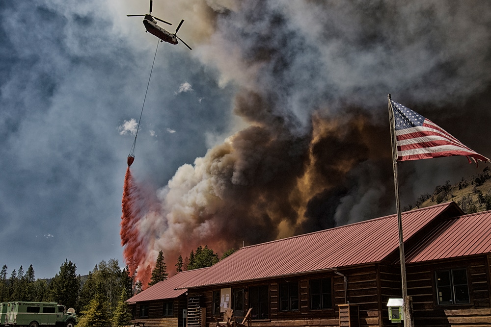 Billings Flying Service: One of The Top Aerial Firefighting Companies, USA